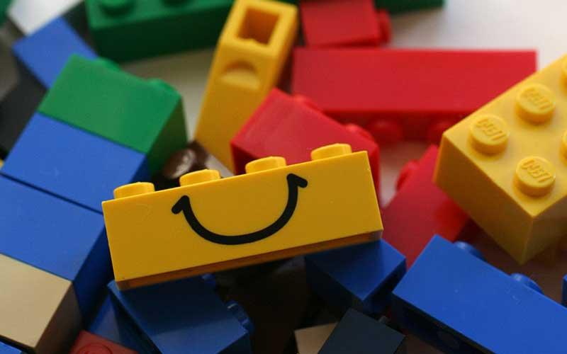 Forsbyn legot - lego