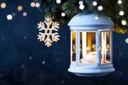 Hyvää joulua & God jul